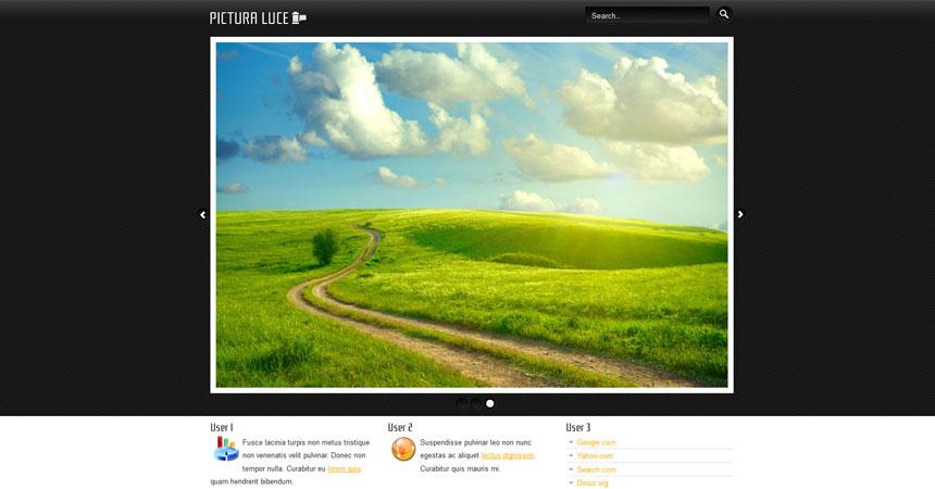 Joomla Vorlagen 2.5 Free Joomla 2.5 Template